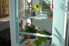 DIY baby greenhouse