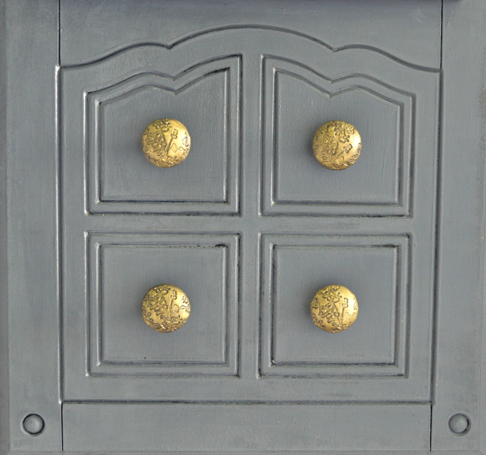 DIY polymer clay door knobs