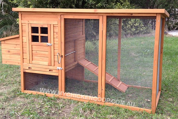 10 diy chicken coops with free plans and tutorials for How to build a chicken hutch