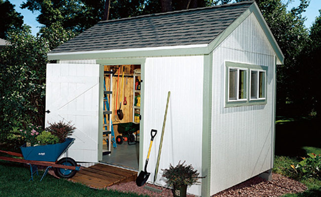 9 DIY Garden Sheds With Free Plans And Instructions ...