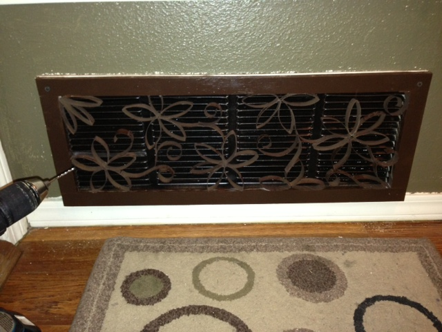 DIY cool decorative air vent cover (via https:)