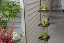 hanging garden idea
