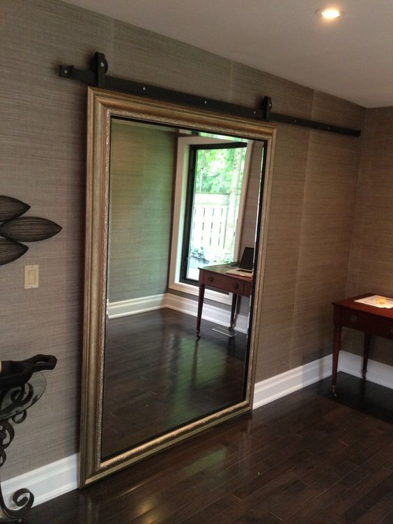 20 Mirror Closet And Wardrobe Doors Ideas - Shelterness