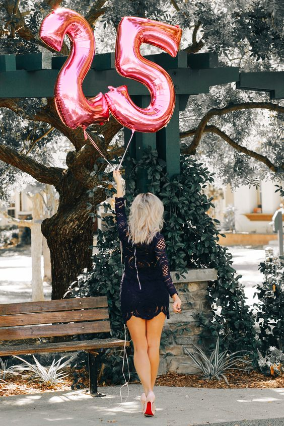20 Balloon Dcor Ideas For A Girls Birthday Party