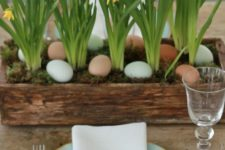 egg place card