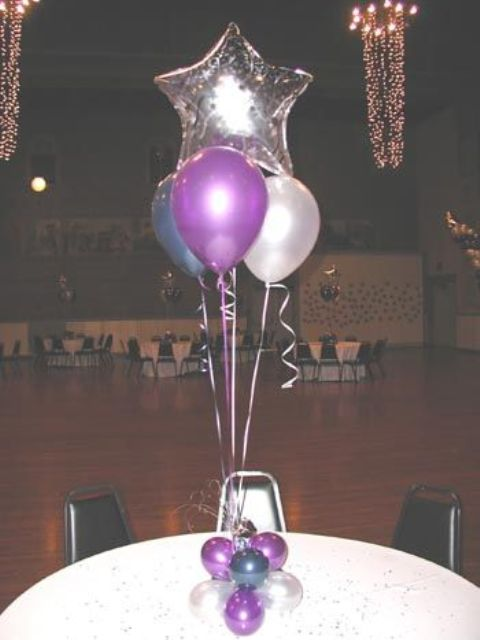 Cute and sweet balloon centerpieces for baby showers