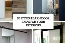 20 stylish barn door ideas for your interiors cover