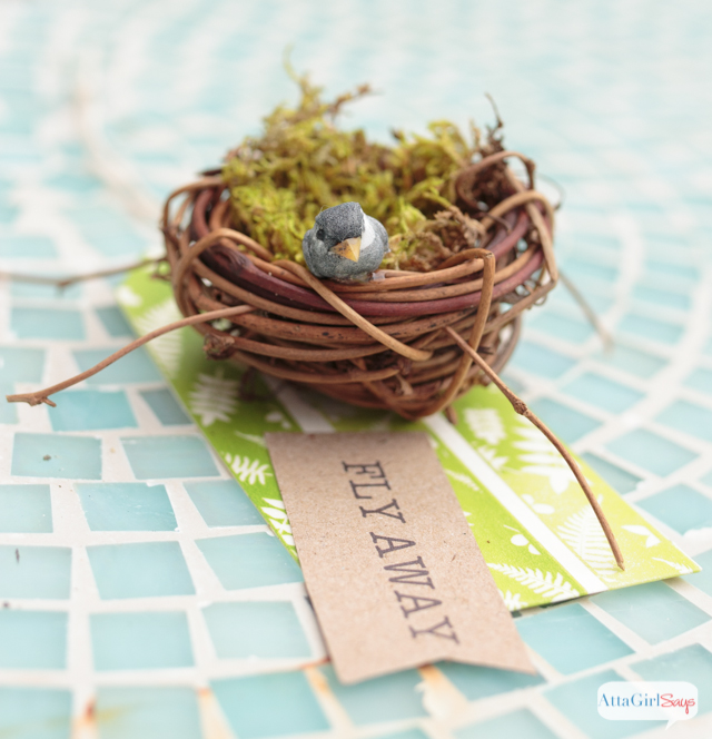 DIY Easter nest ornaments (via www.attagirlsays.com)