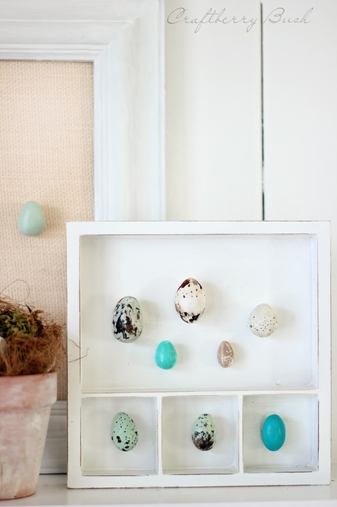 DIY polymer clay egg collection for Easter decor (via www.craftberrybush.com)