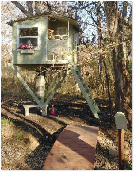 DIY San Pedro tree house (via www.treehouseguides.com)