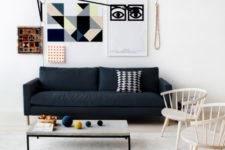 DIY Ikea Klubbo coffee table hack