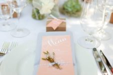 04 soft lavender color and blush details are amazing for a spring table
