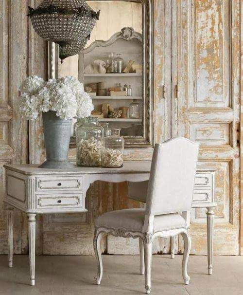 15 French Country Home Office Décor Ideas