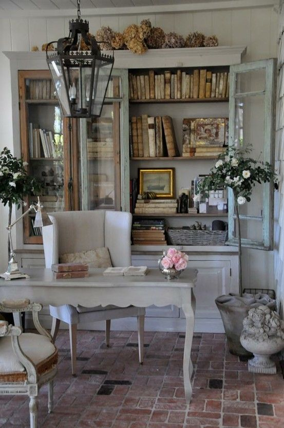Vintage Desk Ideas French Country