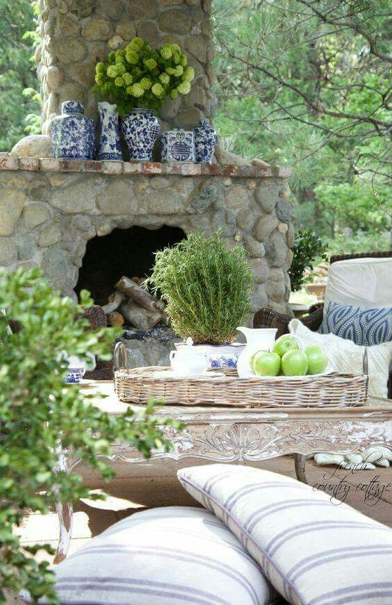 20 Chic French Country Terrace D 233 Cor Ideas Shelterness