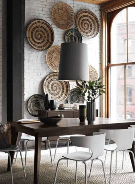 20 Wall Basket Ideas For Eye Catchy Wall D 233 Cor Shelterness
