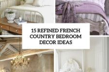 15 french country bedroom decor ideas cover