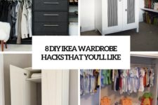 8 diy ikea wardrobe hacks that you'll like cover