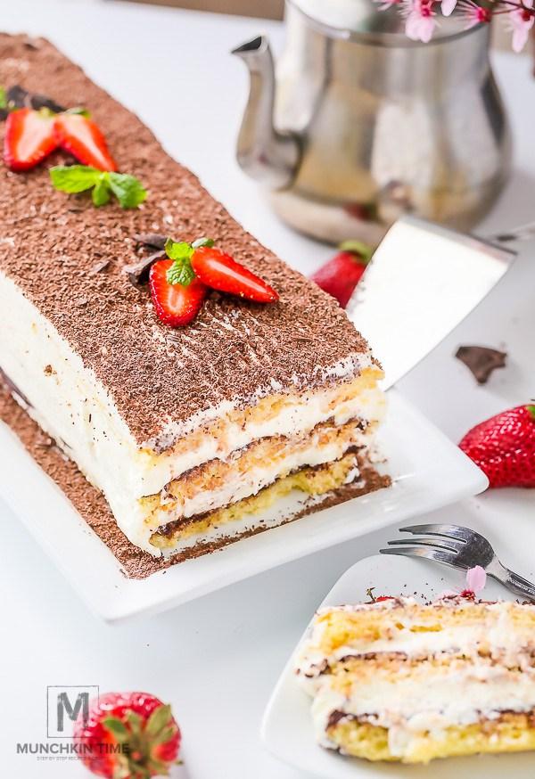 DIY chocolate cream cheese cake (via www.munchkintime.com)