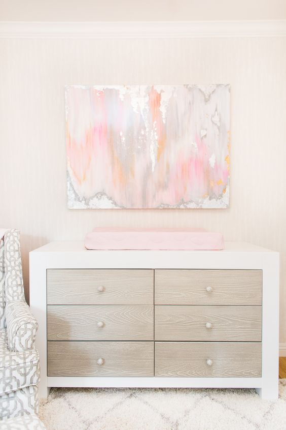 pastel abstract painting can be easily created by you