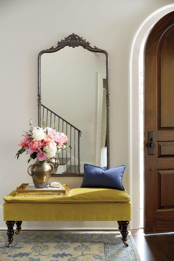 20 gorgeous oversized entrance mirror ideas shelterness