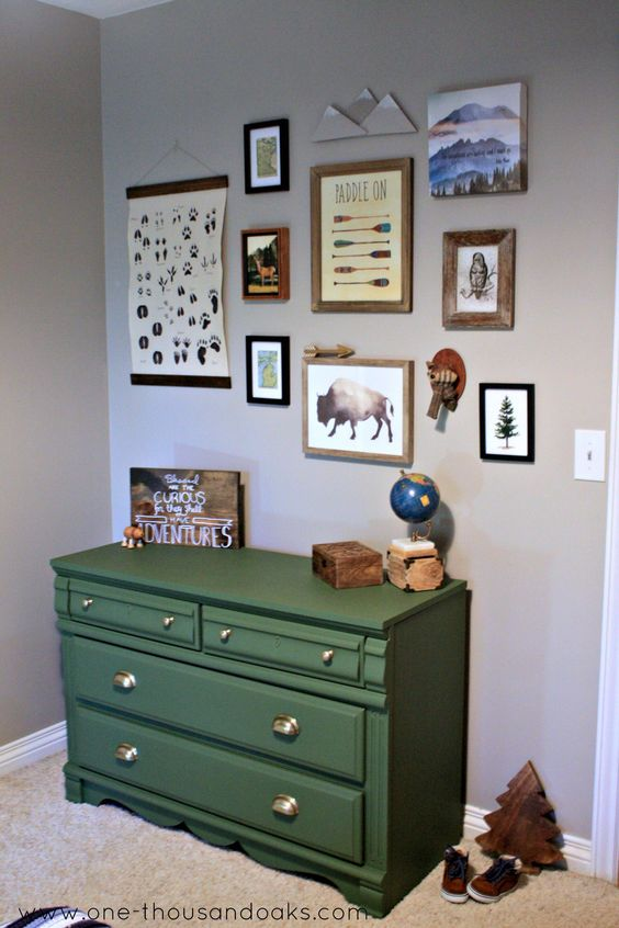 20 Awesome Boy S Nursery Artwork Ideas Shelterness