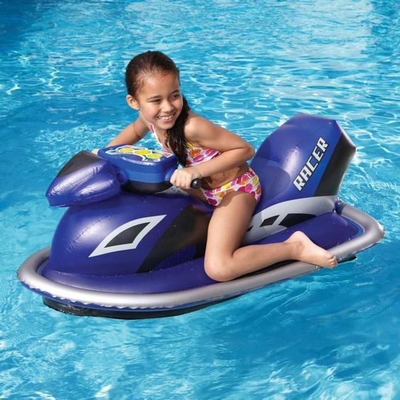 jet racer watercraft inflatable float