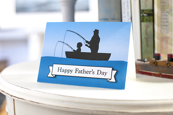 DIY Father's Day free printable fishing card (via www.taradennis.com)