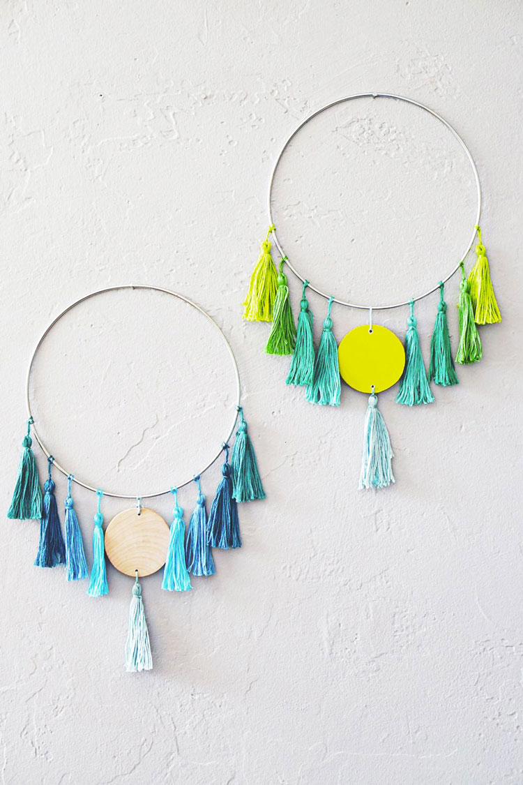10 Easy And Cool Diy Boho Chic Wall Art Ideas Shelterness