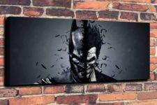 02 Batman Joker art print piece looks stunning