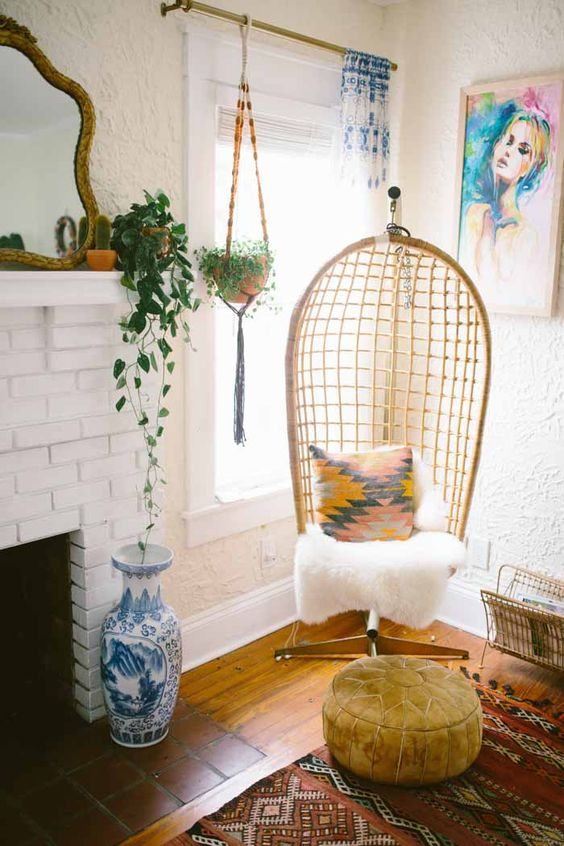 Chairs For Eclectic Interior
