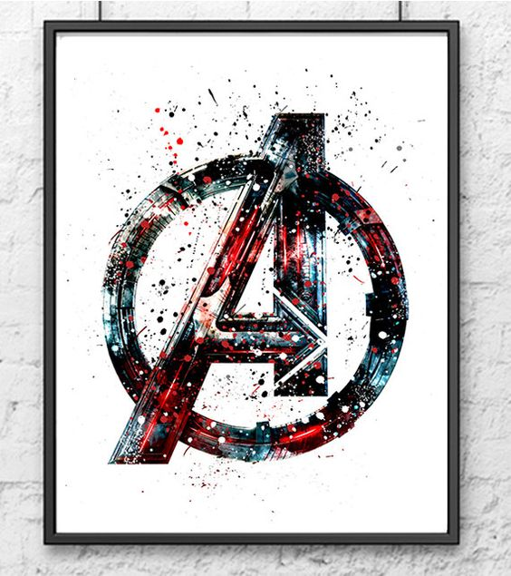 16 Avengers-Inspired Home Décor Ideas For Real Geeks