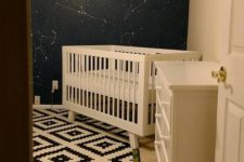 10 any nursery can be spruced up with a gorgeous constellation wall