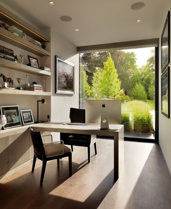 20 Jaw-Dropping Home Offices With A View