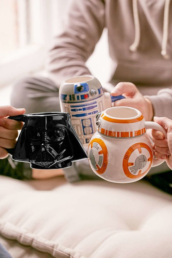 Star Wars cups will make every tea or coffee time funnier