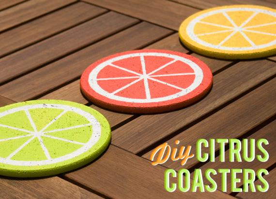 DIY citrus cork coasters (via little-white-whale.com)