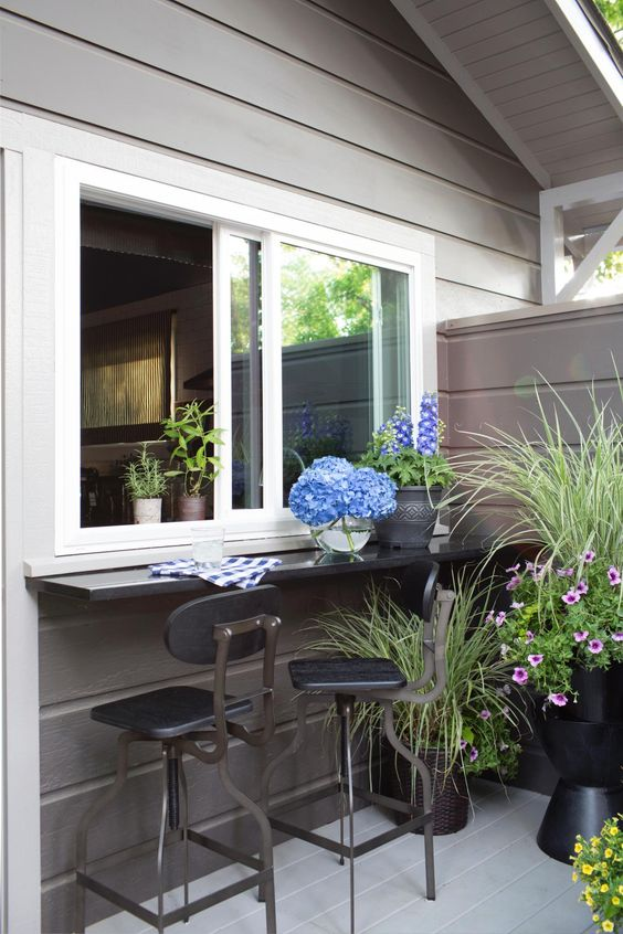 15 Pass Through Kitchen Window Ideas Shelterness