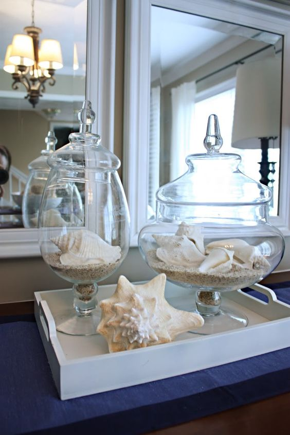 15 Coastal Nautical And Beach Display Ideas Shelterness