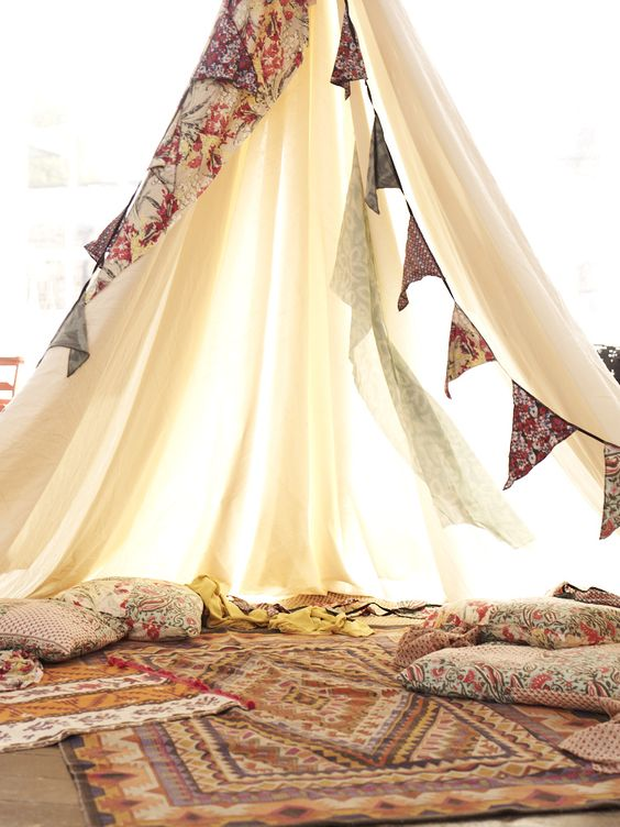 Boho Playroom Ideas