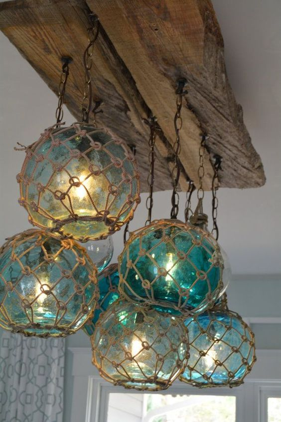 15 Cute Fishing Floats Home Decor Ideas Shelterness