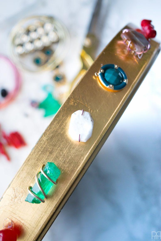 DIY gemstone tray (via www.pmqfortwo.com)