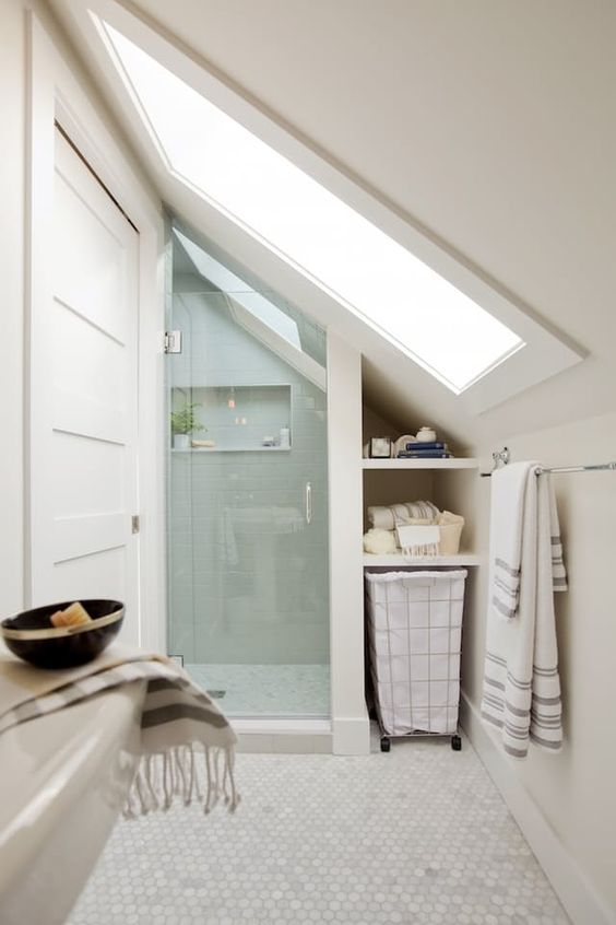 skylights add light without depriving you privacy