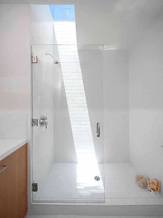 Shower Can Light