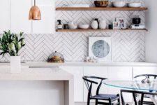 good-looking tile backsplash