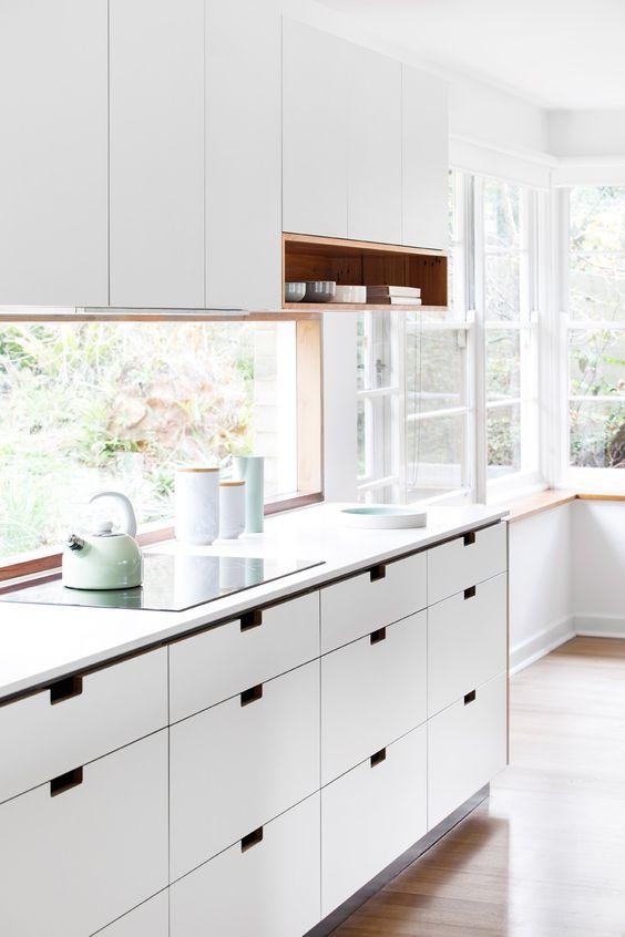 Kitchen Backsplash Window hot decor trend: 15 window kitchen backsplashes - shelterness