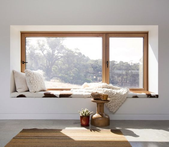 Favorite 15 Comfy Windowsill Daybeds And Seats - Shelterness TZ45