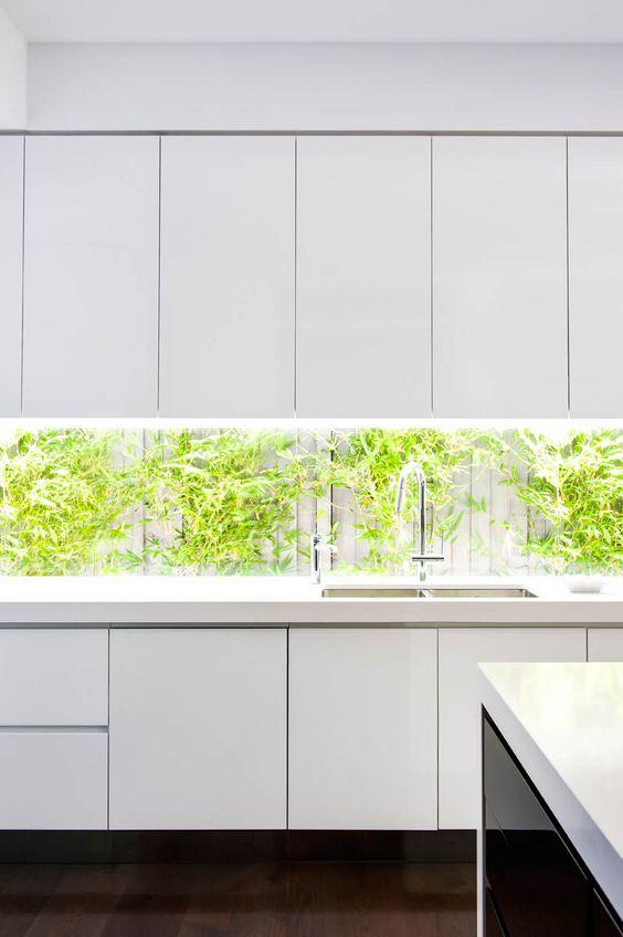 Hot Decor Trend 15 Window Kitchen Backsplashes Shelterness