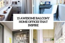 15 awesome balcony home offices that inspire cover