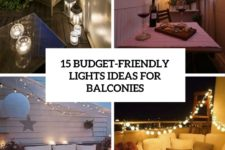 15 budget-friendly lights ideas for balconies cover