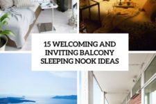 15 welcoming and inviting balcony sleeping nook ideas cover